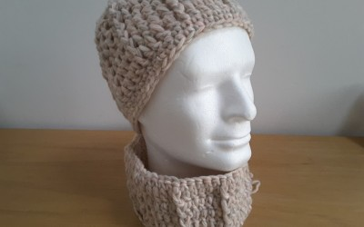 Bonnet et  Snood Boshi